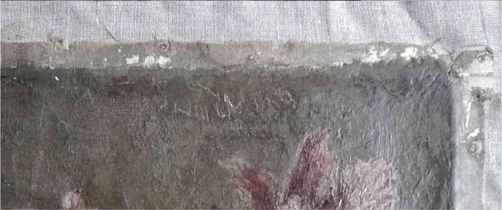 comment reparer un trou dans un tableau