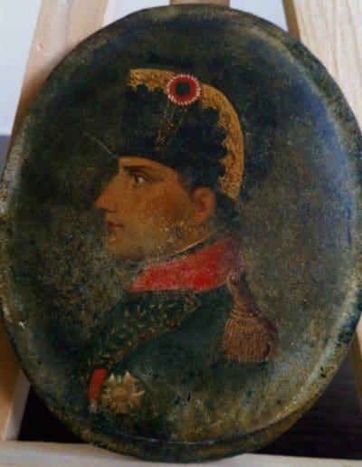 Portrait de Bonaparte - état initial