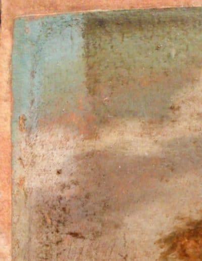 Test nettoyage surface et vernis