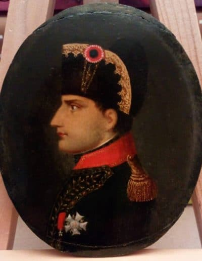 Portrait de Bonaparte - état final